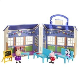 Peppa Pig School Play Set